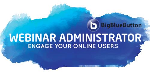 Webinar Administrator for BigBlueButton